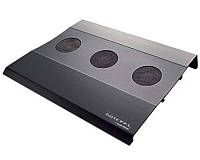 "Подставка для ноутбука до 17"" CoolerMaster NotePal W2 (R9-NBC-AWCK-GP) black, Aluminum"