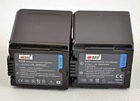 Аккумулятор DSTE VW-VBG 260 для камер Panasonic HDC-HS60, HDC-TM55, HDC-sd60
