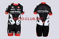 "Велокостюм   ""COOLMAX""   (mod:Cervelo, size:XL)"