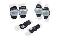Защита спорт. наколен, налокот., перчатки детс.KEPAI LP-620-L (р. L-13-15лет)