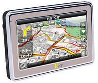 """Навигатор 4,3"""" GPS Tenex 45 Slim,  MTK MT3328 468 MHz, ОЗУ: 128 Mb, Flash 4 GB, Bluetooth, DUN, FM,"""