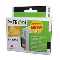 Картридж Epson (0733) magenta Patron (TX200,209,400,409/C79,110/CX3900,4900,5900,7300,8300,T30,40W)