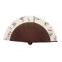 Корейский веер «Восточная традиция»