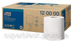 Tork Reflex протирочная бумага в рулоне с центральной вытяжкой