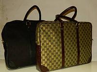 Gucci деловая стильная сумка Gucci для ноутбука