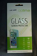 Защитное стекло для LG L60 Dual X135 X145 X147  закаленное 0.3 mm 2.5D 9H