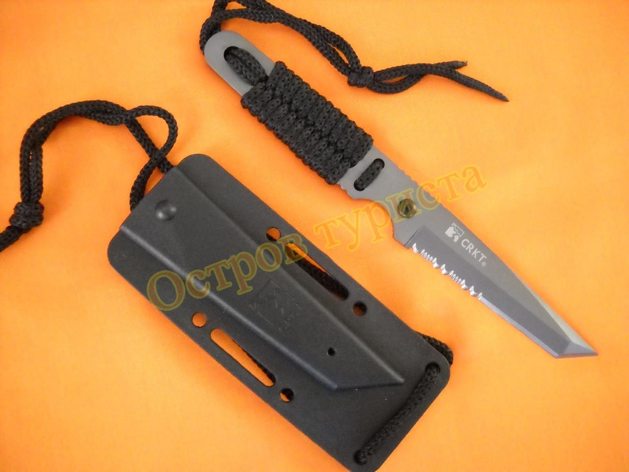 Нож CRCT FA001 ножны пластик