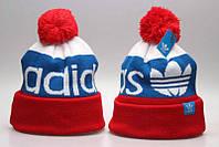 Шапка зимняя Adidas / NR-SPK-158