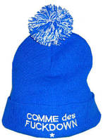 Шапка зимняя Comme des Fuckdown / NR-SPK-178