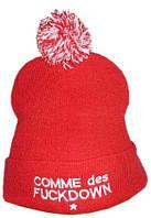 Шапка зимняя Comme des Fuckdown / NR-SPK-179