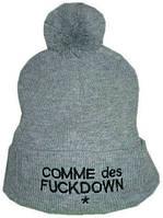 Шапка зимняя Comme des Fuckdown / NR-SPK-180
