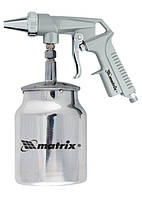 Пістолет піскоструменевий з нижнім бачком, пневматичний MTX 573269
