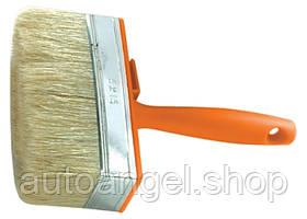 Кисть-макловица, 75х170 мм, натуральная щетина, пластмассовый корпус, пластмассовая ручка SPARTA 841095