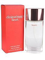 Clinique  Happy Heart.  100ml  женская парфюмированная вода (оригинал)
