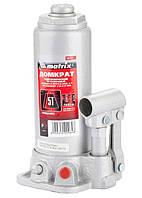 Домкрат гідравлічний пляшковий, 5 т, h підйому 216-413 мм MTX MASTER