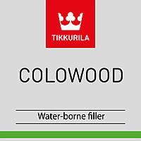 Коловуд 0,5л (Colowood Tikkurila) Білий  шпаклівка для дерева