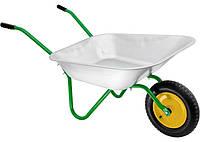 Тачка садова, вантажопідйомність 90 кг, об'єм 65 л / / PALISAD