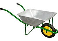 Тачка садова, вантажопідйомність 120 кг, об'ем 58 л PALISAD 689108