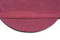 ТЖ 20мм елочка (50м) бордовый