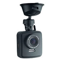 "Globex GU-DVV010 / 2,7"" / 1 кам / сенсор 3.2Мп / 1920x1080, 30 кадр/с / встроенный GPS логгер / G-се"