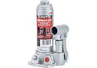 Домкрат гідравлічний пляшковий, 2 т, h підйому 181-345 мм MTX MASTER 507159
