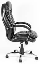 Кресло Валенсия Хром Титан Черный (Richman ТМ), фото 3