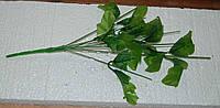 М-99 Ножка с листьями дубок  на 7 голов 35см
