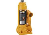 Домкрат гідравлічний пляшковий, 3 т, h підйому 180-340 мм SPARTA