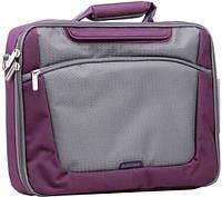 """Сумка для ноутбука Sumdex PON-301PL 15.6"""" (Фиолетовая, полиэстер, 40 x 28,5 x 5 см)"""