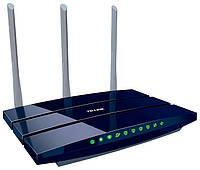 Роутер TP-LINK TL-WR1045ND Wi-Fi 802.11 g/n, 300Mb, 4 LAN 10/100/1000Mb, 1 WAN 10/100/1000Mb, 1xUSB,
