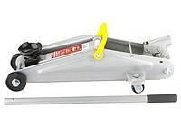 Домкрат гідравлічний підкатний, 2 т, h підйому 135-355 мм MTX MASTER