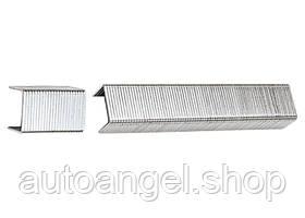 Скоби, 14 мм, для меблевого степлера, тип 53, 1000 шт. SPARTA 41615