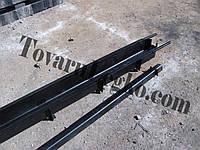 Форма поворотного столба для еврозабора 1,7 м