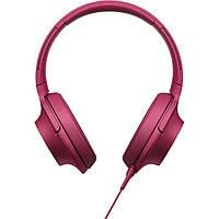 Наушники Sony h.ear on MDR-100AAP Pink