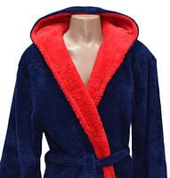 Махровый мужской халат большого размера