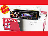 Pioneer DEH-8500UBG DVD  Автомагнитола USB+Sd+MMC съемная панель, фото 1