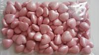 """Посыпка сахарная """"Сердца розовые"""" (код 02365)"""