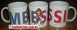 """Чашка """"MESSI"""", фото 2"""