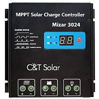 MPPT-контроллер заряда C&T Solar Mizar 3024