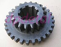 Колесо зубчатое скользящее 3 и 5 передачи ЮМЗ 40-1701116-А  Z=29/18