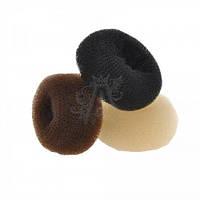 Бублик для волос 7 см (12 шт./уп.) 11980