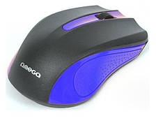 Мышь компьютерная Omega OM-05BL
