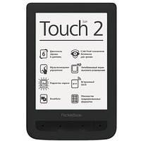 "Электронная книга 6"" PocketBOOK 626 Touch Lux 2 Black (PB626-E-CIS) 1024×758, 4Gb, Wi-Fi, MP3, PDF,"