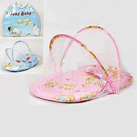 Коврик для малышей с маскитной сеткой