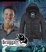Куртка подростковая теплая