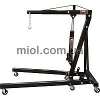 Кран гидравлический складной MIOL 80-448 (2т, 25-2382mm)