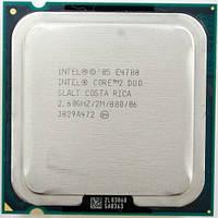 Процессор Intel Core2Duo E4700 (2×2.60GHz/2Mb/s775) б/у