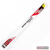 Резинки CarLife Ideal для стандартных щеток Bosch, SWF, Denso, Valeo, размер: 700мм, в упаковке 2шт