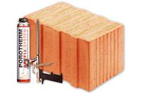 Поротерм (Porotherm) 50 T Dryfix, фото 1