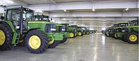 Правила хранения трактора